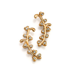 Aretes Golden Tree