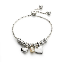 Pulsera Lovely Silver Love