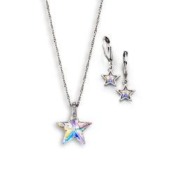 Collar + Aretes Starlight