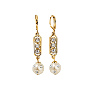Pendientes Glam Pearl Perfect
