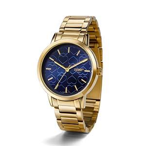 reloj de mujer fanatic gold