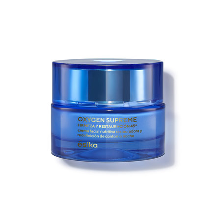 Crema Facial Nutritiva 45+ Oxygen Supreme