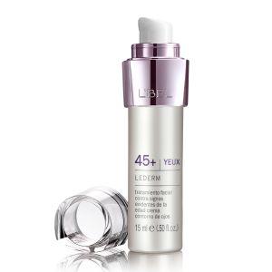 Lederm 45 + Crema Rejuvenecedora para Contorno de Ojos