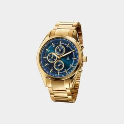 Reloj Golden Metal
